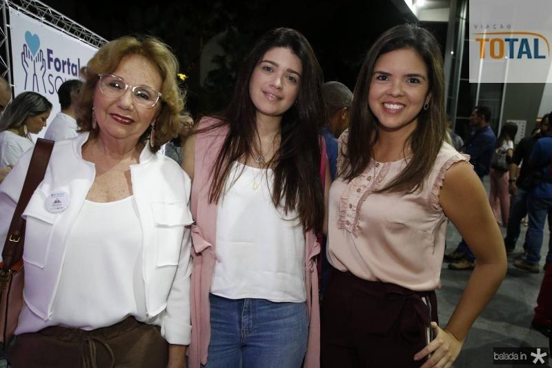 Marcia Dias, Debora Menezes e Viviane goncalves