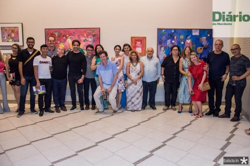Lancamento da Exposicao Conexoes (