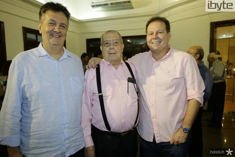 Joao de Sa Cavalcante, Edson e Julinho Ventura