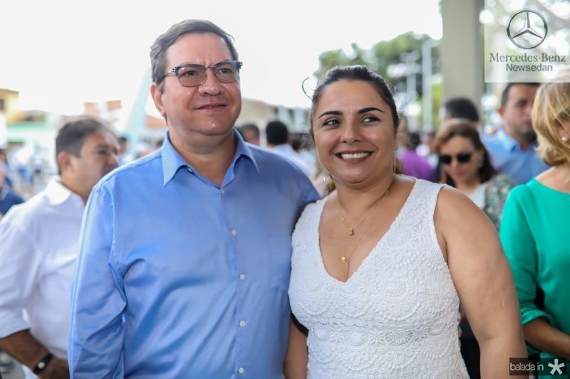 Lucio e Adriana Gomes