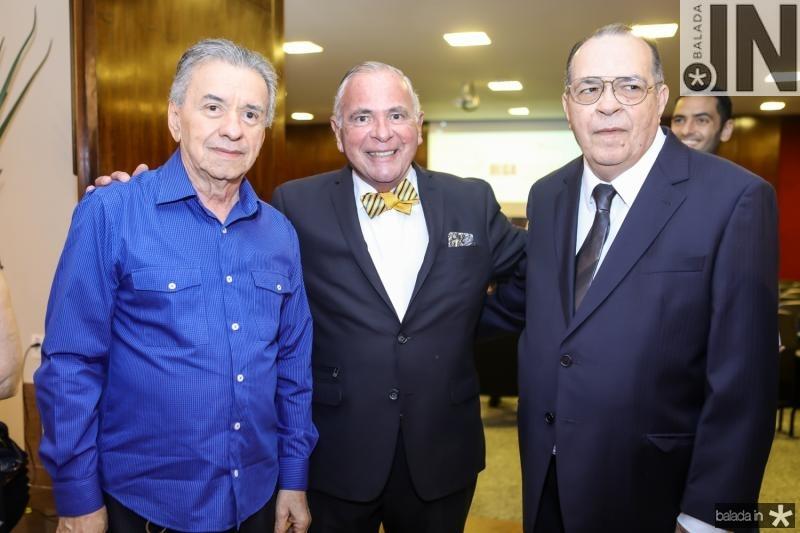 Majela Felix, Roberto Parcifal e Regis Barroso