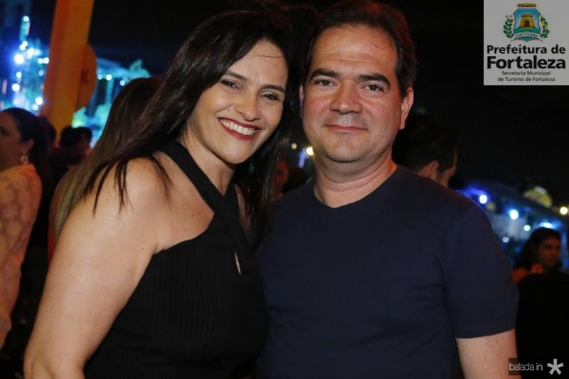 Silvania e Gontijo Pinto