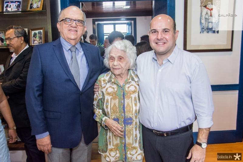 Fernando Ximenes, Maria Adisia Barros de Sa e Roberto Claudio
