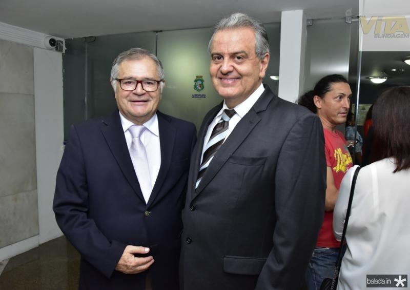 Sulivam Mota e Ricardo Pereira