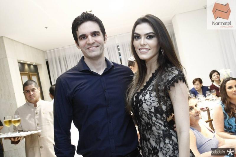Rafael Moreira de Sousa e Raquel Demontier