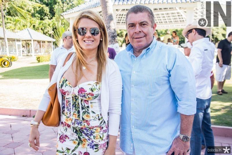 Leticia e Ricardo Studart