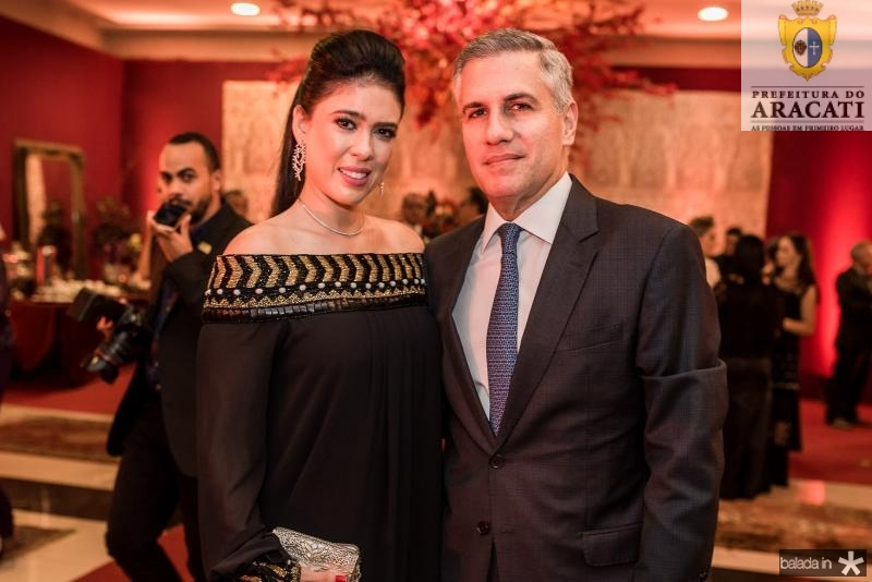 Mariana e Adolfo Bichucher