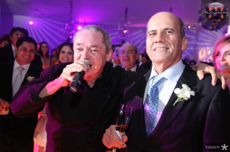Mr. Babao e Jose Quintao