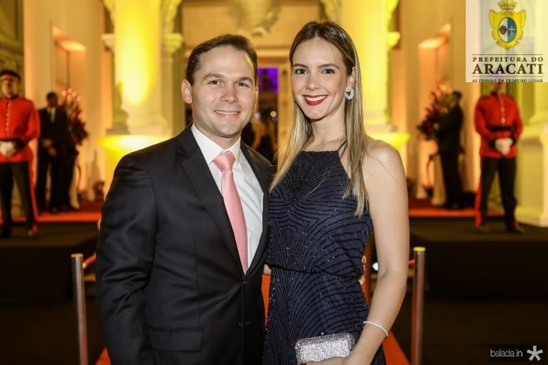 Fabio e Naiara Albuquerque
