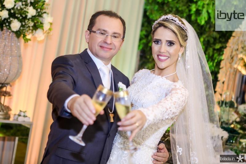 Carlos Matos e Luciana Perdigao