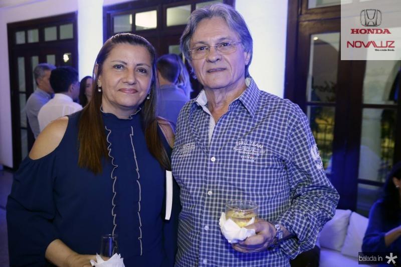 Lorna e Darcio Prata