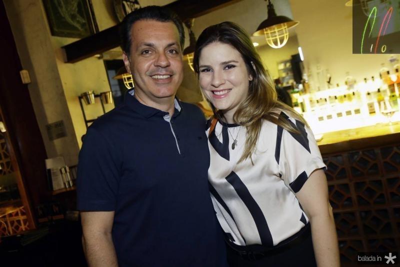 Leo e Maria Clara Dalollio