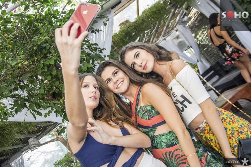 Eloisa Vieira, Lise Bezerra e Maria Eduarda Cidrao