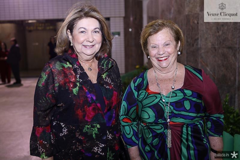 Nadia Sa Cavalcante e Ana Penteado