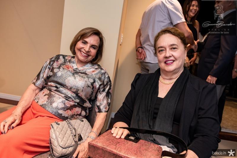 Marise Rolim e Sonia Araujo