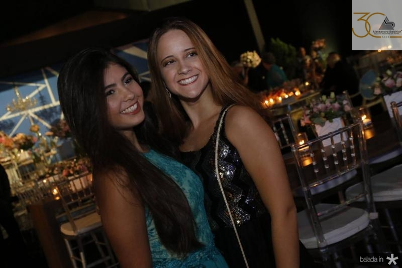 Ana Leticia e Ana Louise