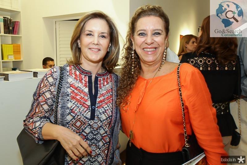 Fernanda Pinho e Bricia Teixeira