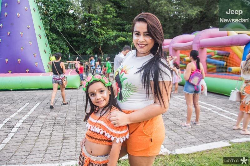 Alice e Tatiele Castro