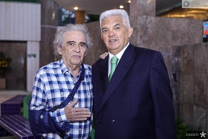 Lucio Brasileiro e Tales Sá Cavalcante