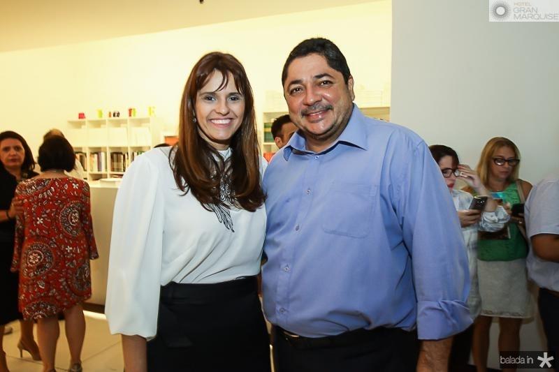 Marilia Matos e Cid Peixoto