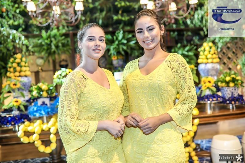 Gabriela Araujo e Karine Gauvao