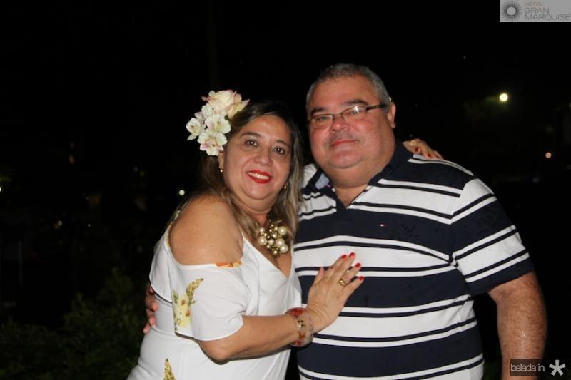 Marilde e Tibe?rio Carvalho