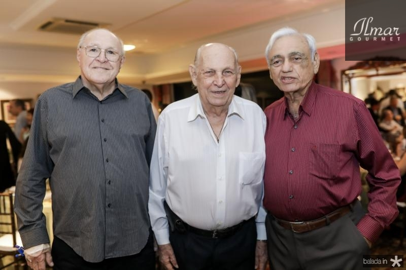 Luis Marques, Gen Gazineu e Leorne Belem
