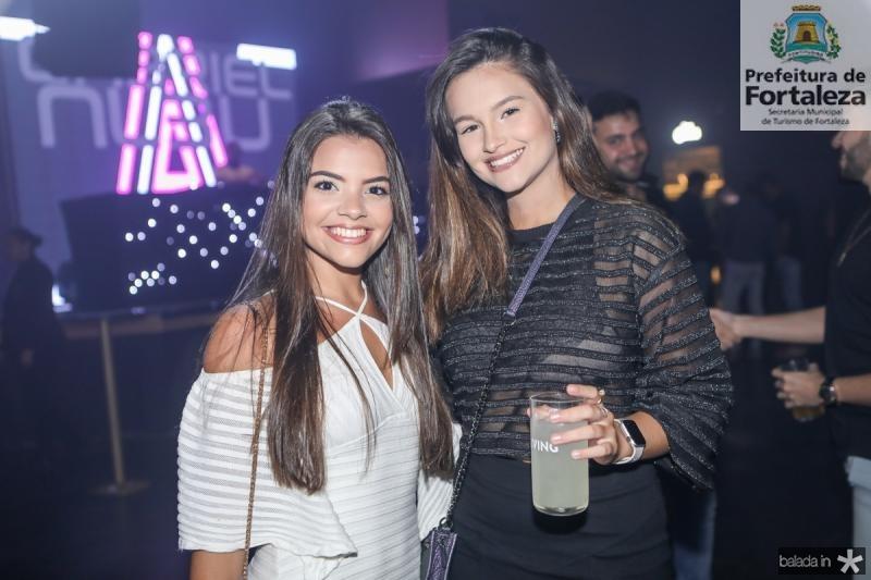 Carla Nunes e Barbara Porto