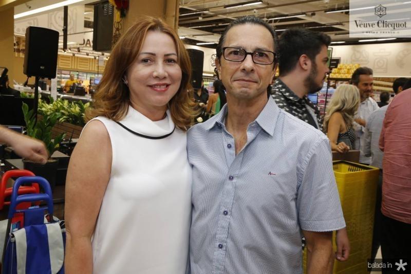 Nilma e Jorge Otoch