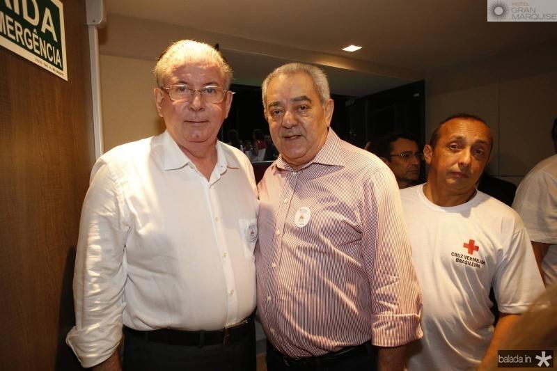 Ricardo Cavalcante e Adail Fontenele