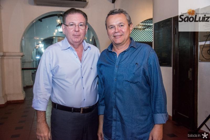 Ricardo Cavalcante e Eulalio Costa