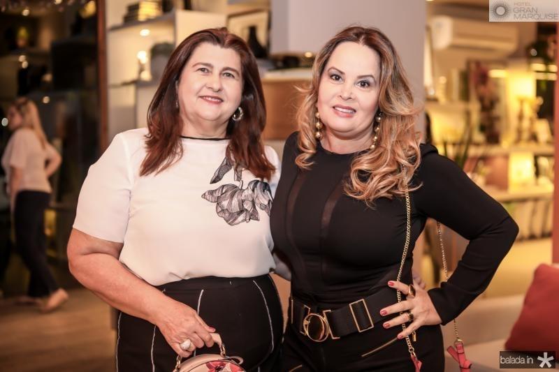 Auxiliadora Mourao e Angelita Gomes