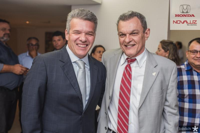 Ferruccio Feitosa e Sarto Nogueira