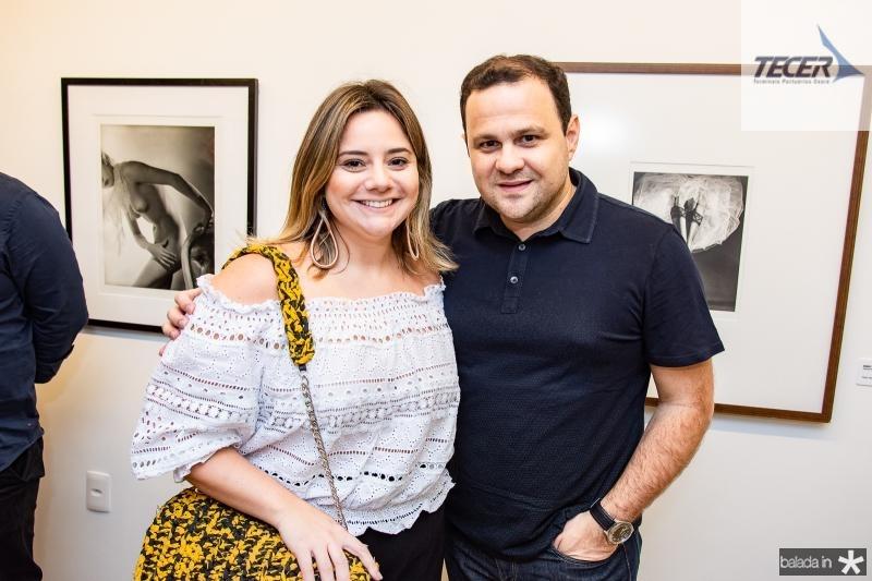 Karla Rodrigues e Leandro Albuquerque