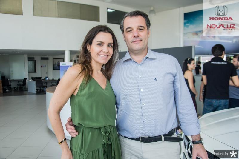 Manuela e Rodrigo Vicentine