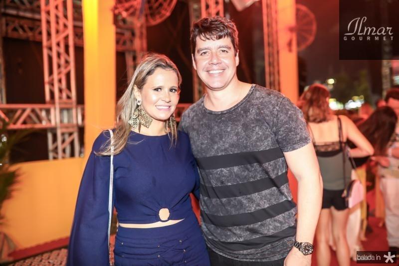 Alessandra Sá e Rafael Bezerril