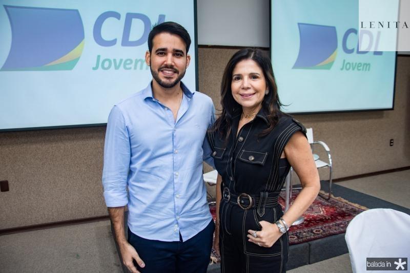 Cabral Neto e Maria Lucia Negrao