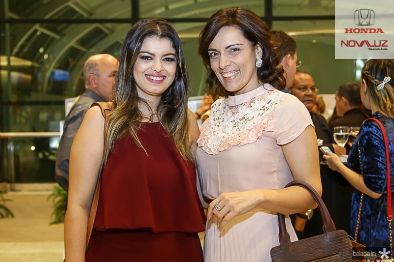 Edivania Weyne e Januza Brasil