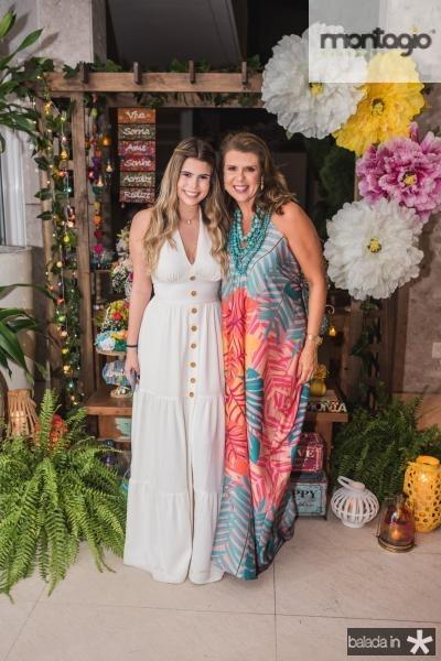 Julia Pinto e Alexandra Pinto