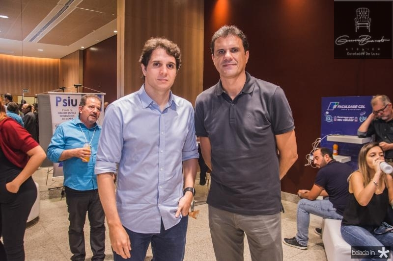 Benjamin Oliveira e Wellington Oliveira