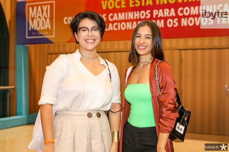 Amanda Costa e Ligia Aguiar