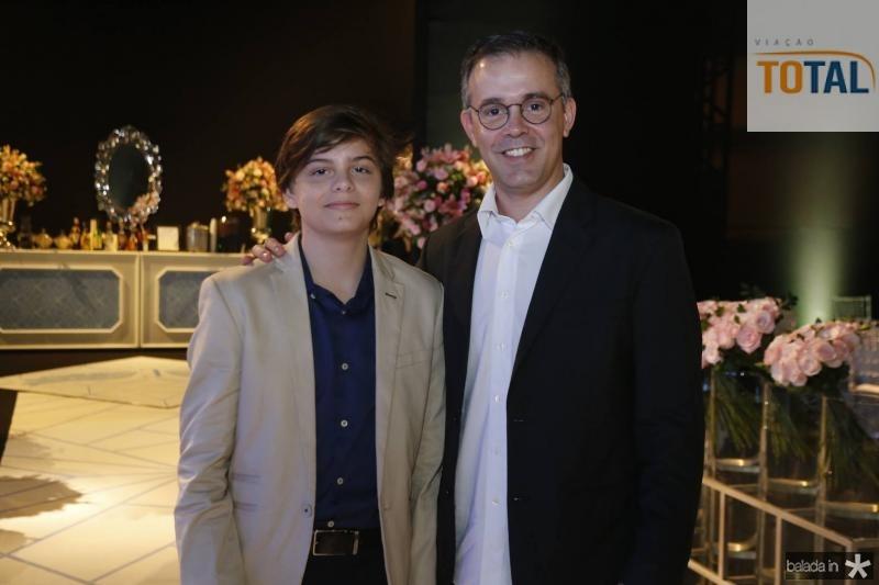 Calebe e Mario Levy