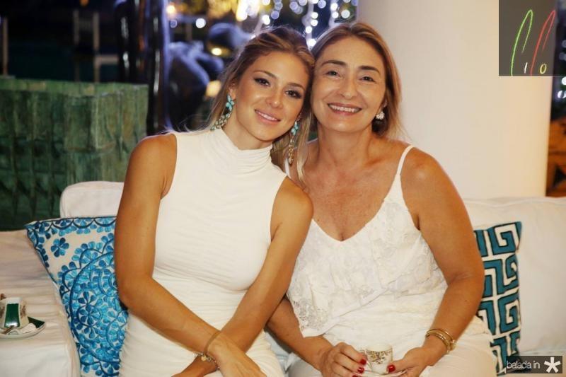 Bruna Waleska e Sandra Dias