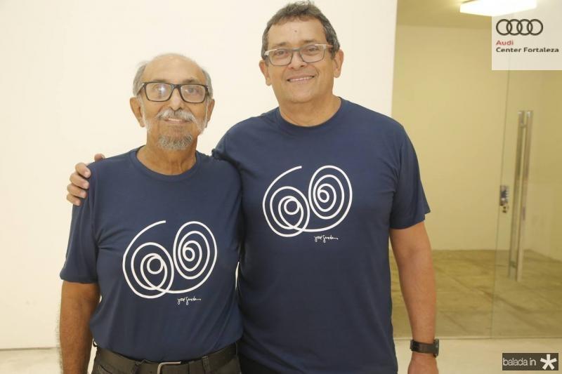 Roberto Galvao e Jose Guedes
