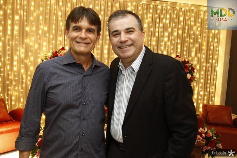 Luiz Moreira de Sousa e Ricardo Bezerra