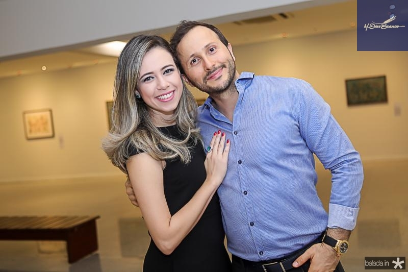 Marllan Matos e Thiago Braga