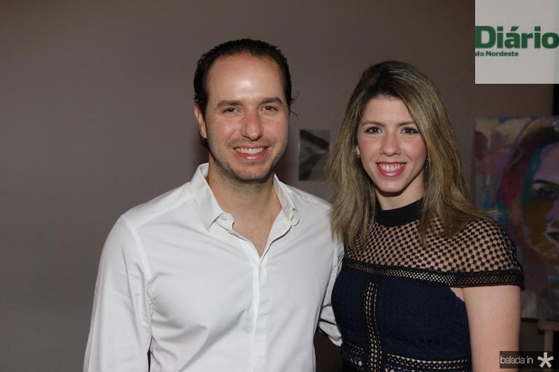 Marcio e Katerine Feitosa