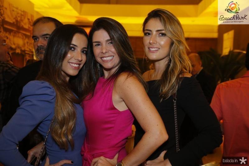 Katia Lobo, Roberta Costa e Melina Dias 2