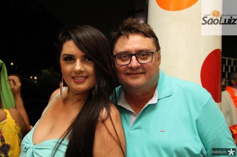 Rose Lima e Josivaldo Leita?o
