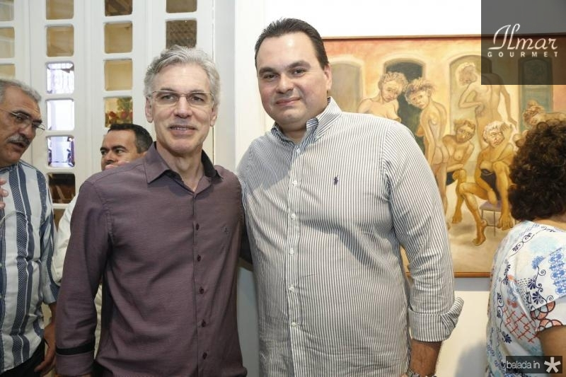 Mario Fracalozi e Regis Tavares